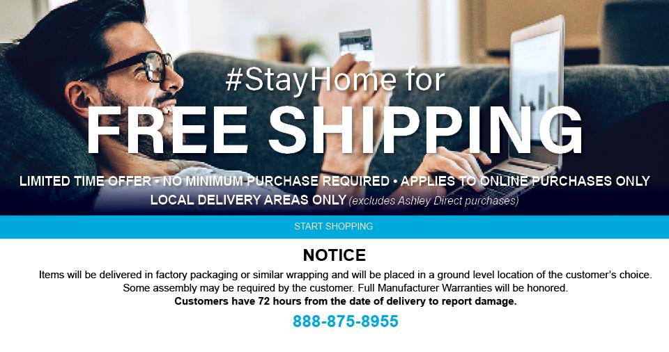 Get Free Shipping!
