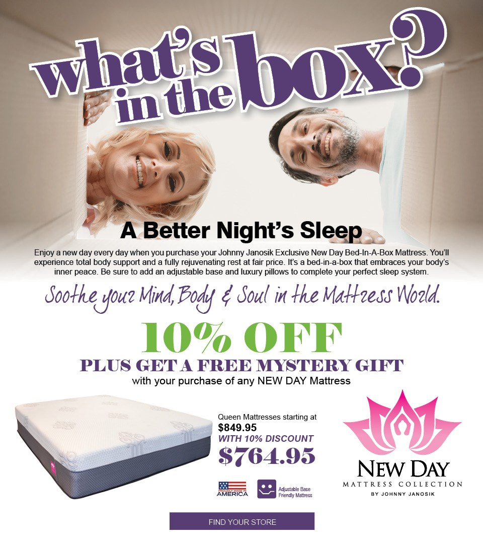 New Day Bed-In-A-Box Collection