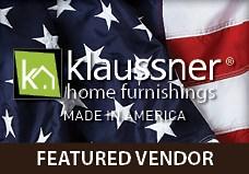Featured Vendor - Klaussner