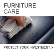Tips on caring for your new furniture