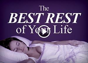 The Best Rest of Your Life Here