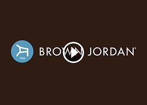 Brown Jordan at Johnny Janosik