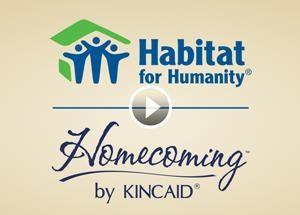 Habitat for Humanity & Kincaid Furniture Partnership