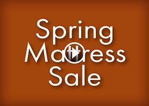 Spring Mattress Sale