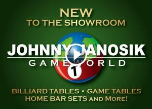 Johnny Janosik's New Gameworld