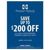 Sealy July 4 Promotions