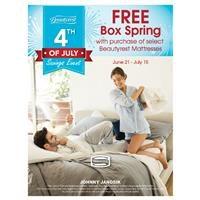 Beautyrest Free Box Spring