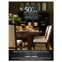 Lexington Home Fashion Event