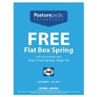 Sealy Free Box Spring