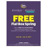 Serta iComfort Free Box Spring