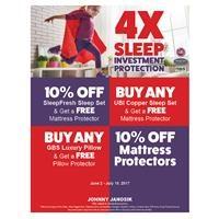 4X Sleep Investment Protection