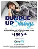 Bed Bundle Savings