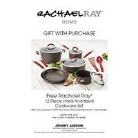 Free Rachael Ray Cookware Set