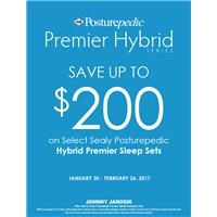 Sealy PosturePedic Hybrid