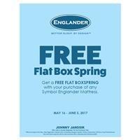 Englander Free Box Spring