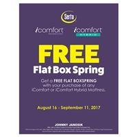 iComfort Free Box Spring