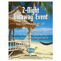 Simmons 2 Night Getaway Event