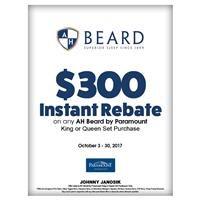 Paramount $300 Instant Rebate