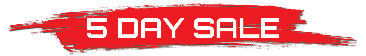 Five Day Sale