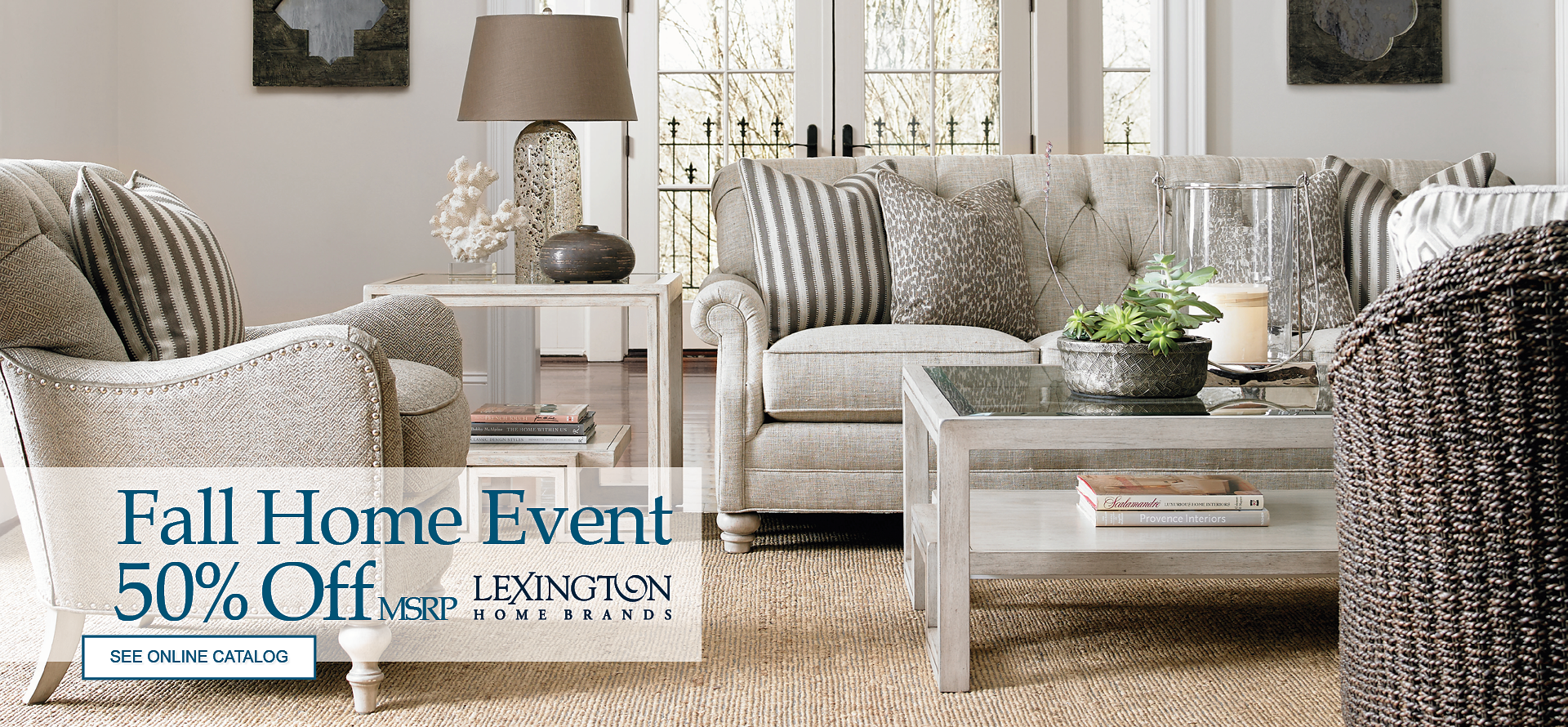 Lexington Fall Home Event