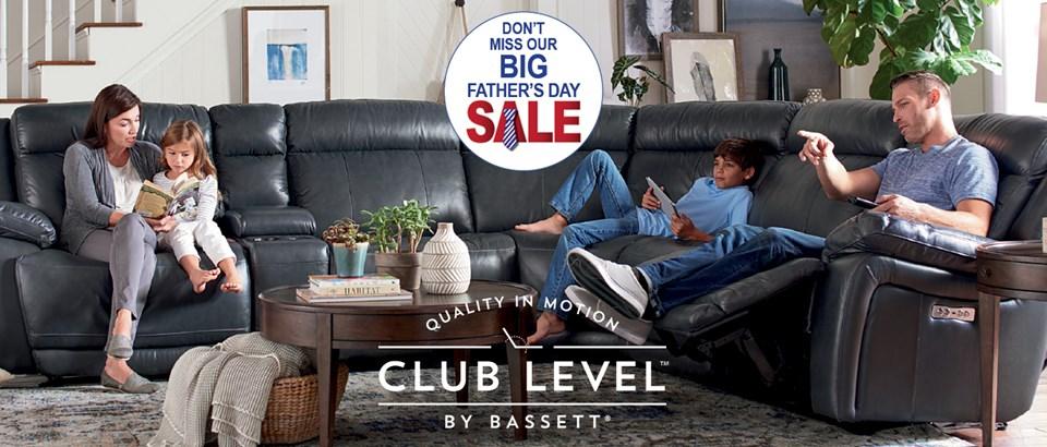 Bassett Fathers Day Sale
