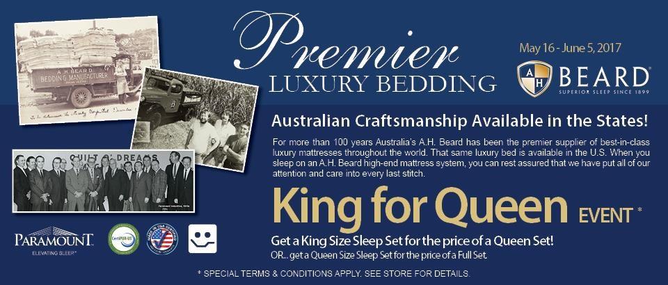 Paramount AH Beard King for Queen Event
