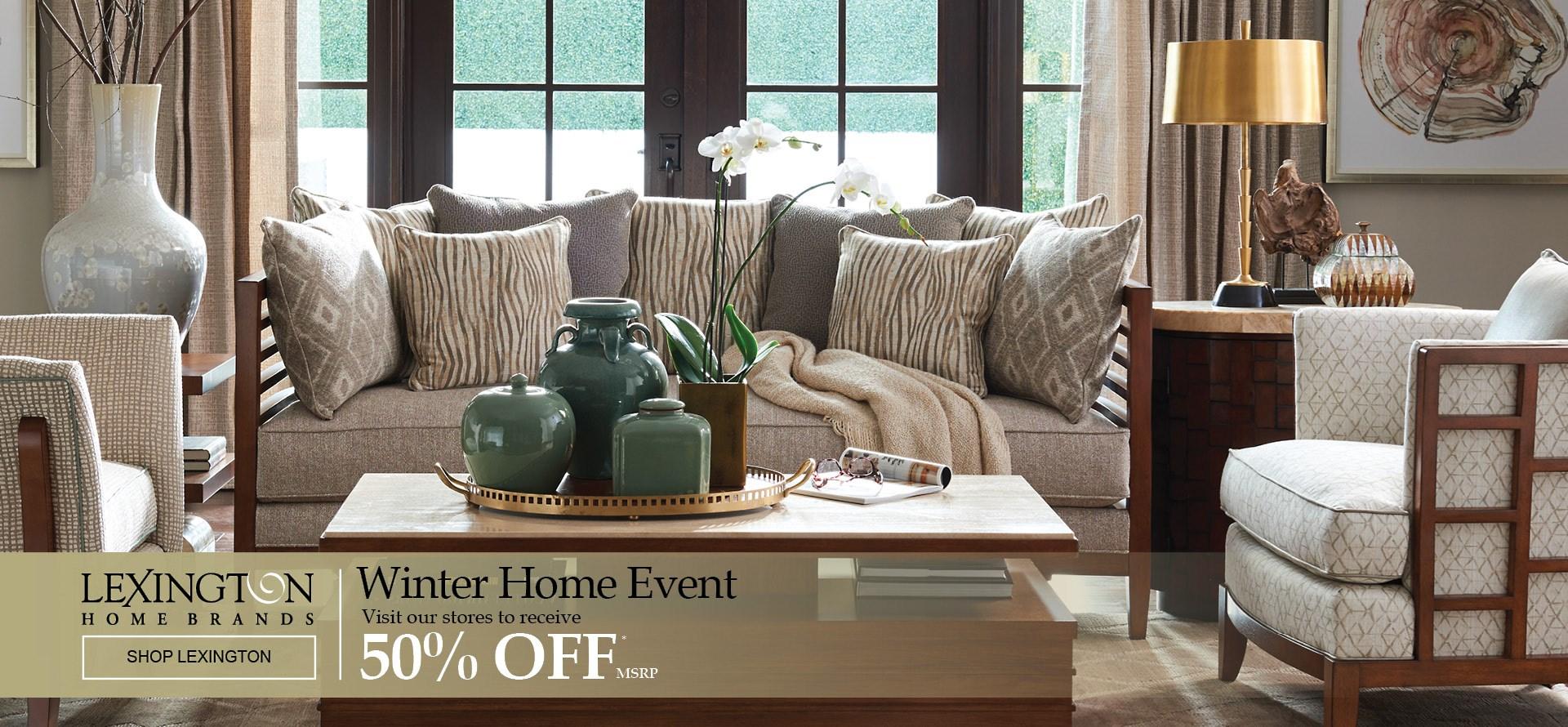 Lexington Winter Home Event