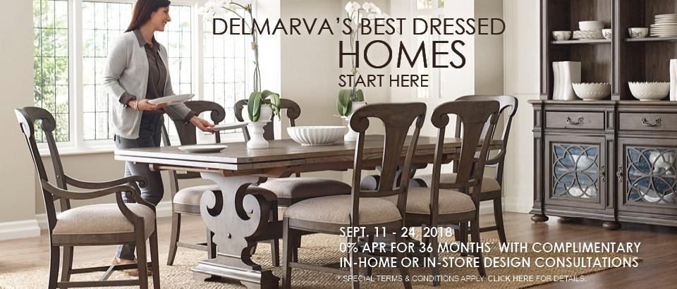 Delmarva's Best Dressed Homes Start Here
