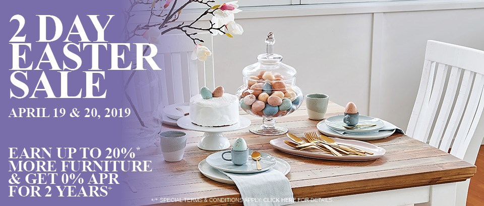 2 Day Easter Sale
