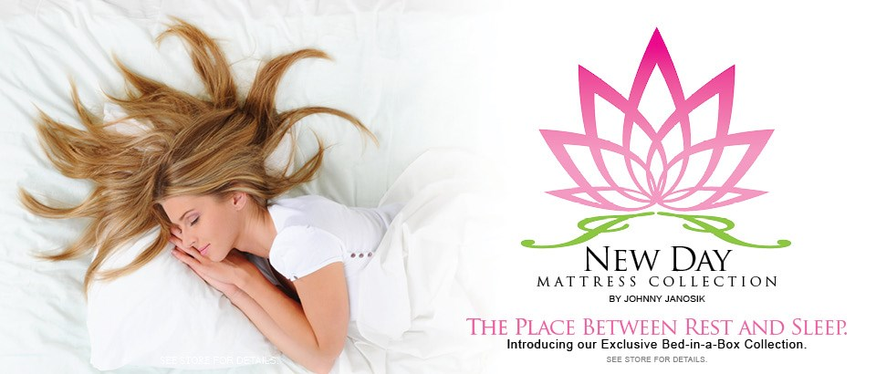 New Day Mattress Collection