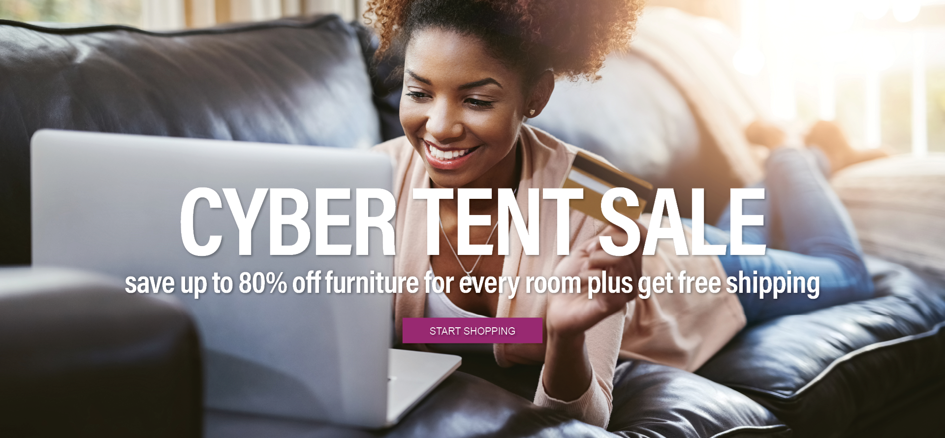 Cyber Tent Sale