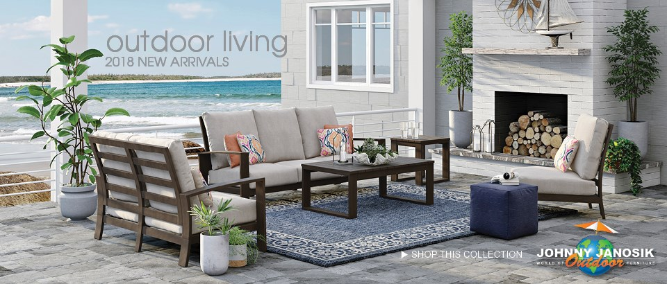 Outdoor Furniture New Arrivals