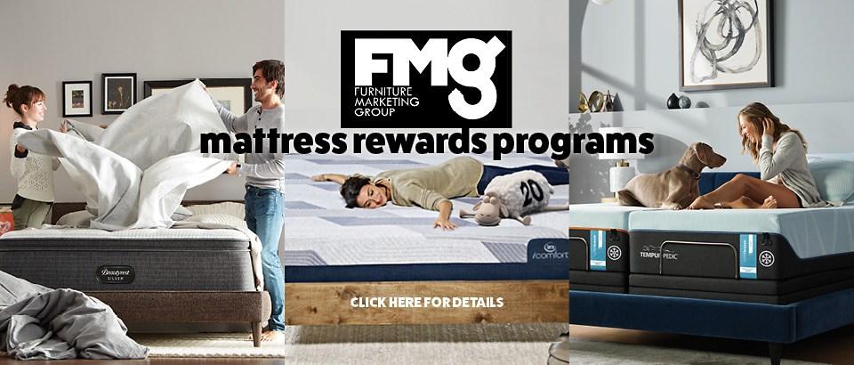Furniture Marketing Group Mattress Rewards Programs