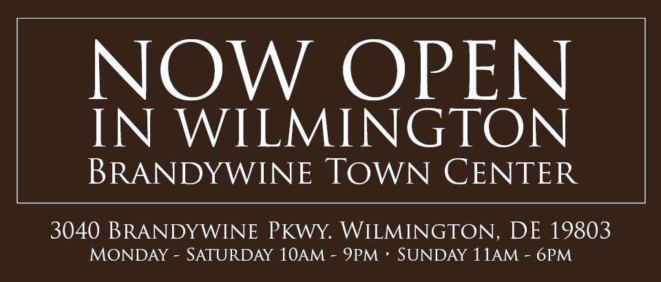Now Open in Wilmington
