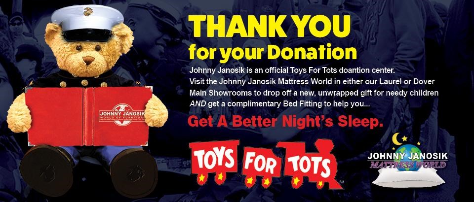 Toys For Tots Official Donation Center