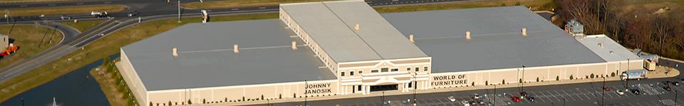 Johhny Janosik Store Front