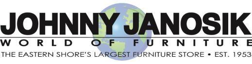 Johnny Janosik. Job Title:Logistics Specialist U2013 Warehouse Location:Laurel,  Delaware Posting Date: September 29, 2017
