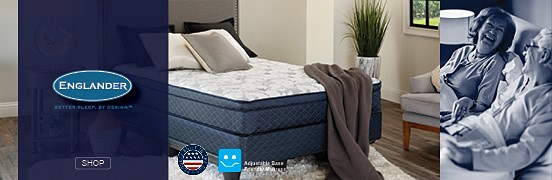 Shop Englander beds by clicking here