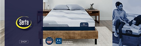 Shop Restonic beds by clicking here