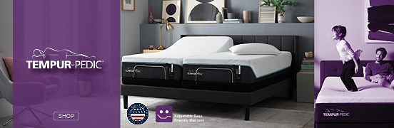Shop Tempur-Pedic Mattresses