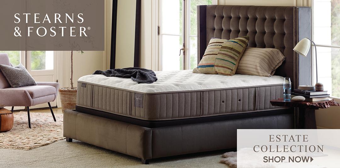 stearns foster mattresses better sleep shops dayton centerville springfield beavercreek. Black Bedroom Furniture Sets. Home Design Ideas