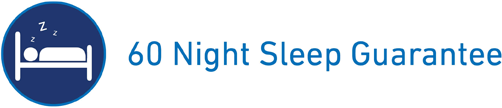 60 Night Sleep Guarantee