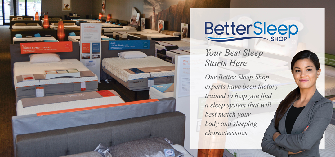Sleep Experts Better Sleep Shops Dayton Centerville