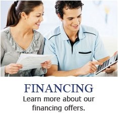 Financing - Learn more about our financing offers.