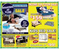 income tax sale