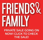 Furniture & ApplianceMart Friends and Family Sale