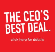 Get the CEO's beat deal this week at Furniture & ApplianceMart!