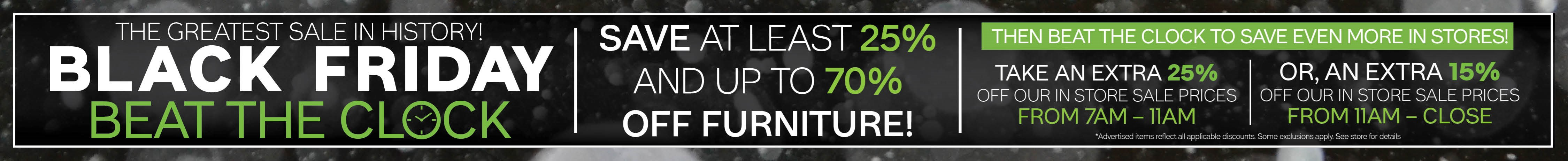 Furniture & ApplianceMart Black Friday Sale