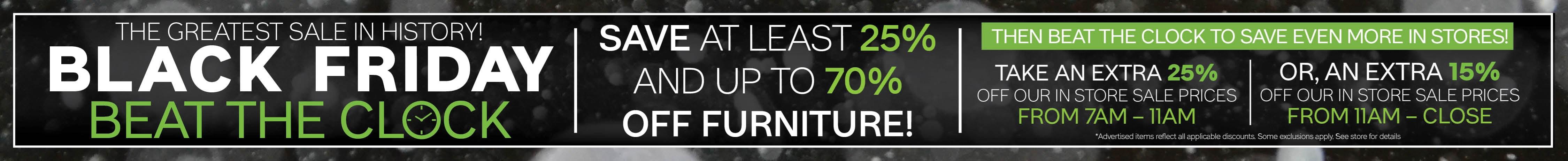 Furniture & ApplianceMart Black Friday Sale