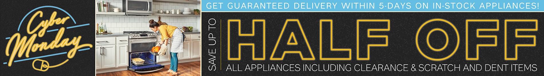 Furnitur & ApplianceMart Cyber Monday Sale